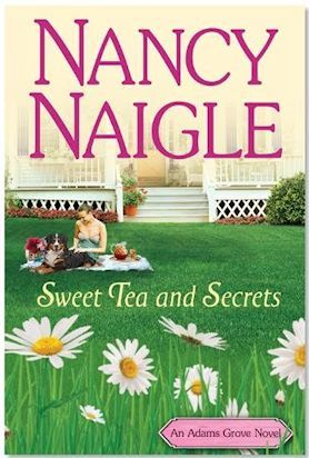 Sweet Tea and Secrets (Adams Grove, #1)