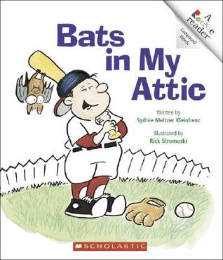 Bats in My Attic by Sydnie Meltzer Kleinhenz