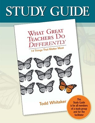 what great teachers do differently whitaker todd