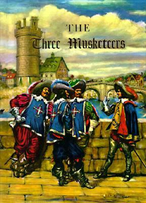 The Three Musketeers (The d'Artagnan Romances #1)
