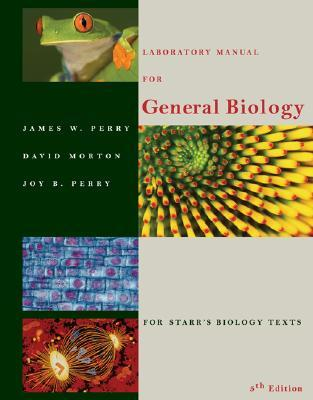 Laboratory Manual for General Biology for Starr's Biology Texts