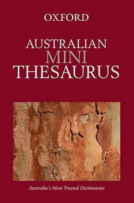 The Australian Oxford Mini Thesaurus