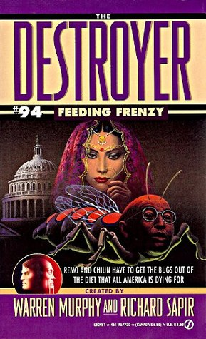 Feeding Frenzy (The Destroyer, #94)
