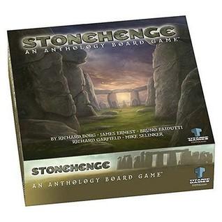 Ubik - UBISH01 - Jeux De Plateau - Stonehenge