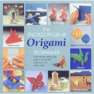 The Encyclopedia of Origami