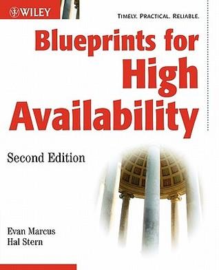 Blueprints for High Availability