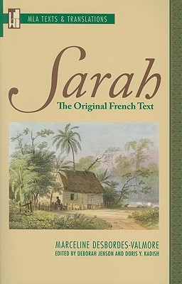 Sarah: The Original French Text (Texts and Translations)