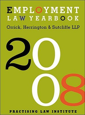 Employment Law Yearbook 2008