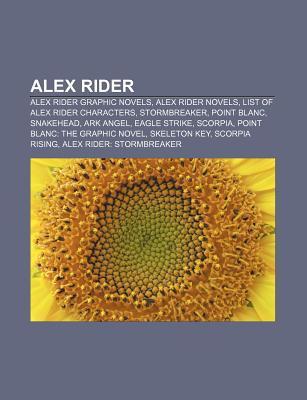 Alex Rider: List of Alex Rider Characters, Stormbreaker, Raven's Gate, Alex Rider: Stormbreaker, Alex Rider: Secret Weapon