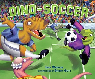 Image result for dinosaurs playing soccer