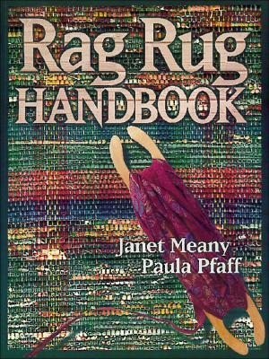The Rag Rug Handbook by Janet Meany