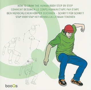 How to Draw the Human Body Step by Step/Comment Dessiner Le Corps Humain Etape Par Etape/Den Menschlichen Korper Zeichnen - Schritt Fur Schritt/Stap Voor Stap Het Menselijk Lichaam Tekenen