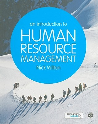 An introduction to human resource management by nick wilton 9846930 fandeluxe Choice Image