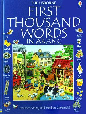 First Thousand Words Arabic