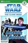 Star Wars: The Clone Wars: Anakin in Action!