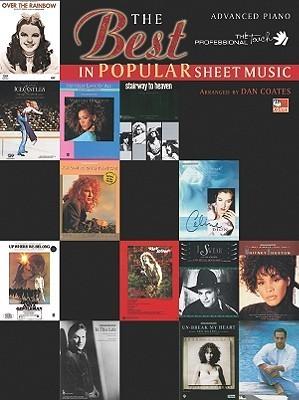 The Best in Popular Sheet Music Best in Popular Sheet Music