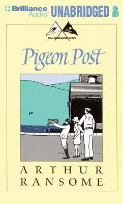 Ebook Pigeon Post by Arthur Ransome TXT!