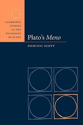 Meno (Studies in the Dialogues of Plato)