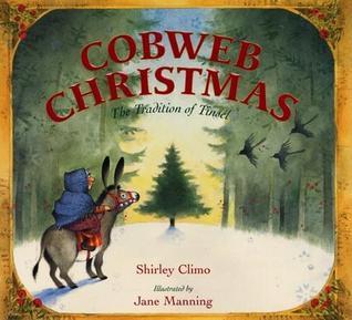 Cobweb Christmas by Shirley Climo