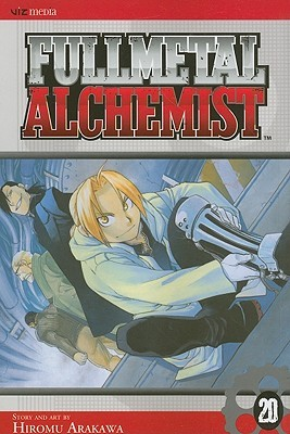 Fullmetal Alchemist, Vol. 20 by Hiromu Arakawa