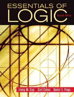Essentials Of Logic By Irving M Copi
