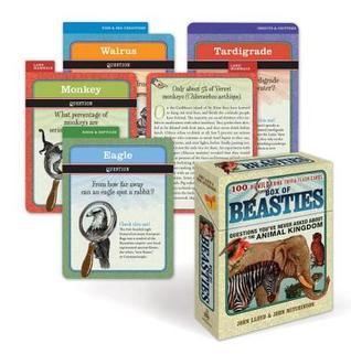 Box of Beasties: 100 Bewildering Trivia Flash Cards