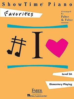 ShowTime Piano, Level 2A (Elementary Playing): Favorites