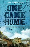 Download One Came Home