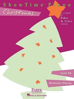 ShowTime Piano, Level 2A (Elementary Playing): Christmas