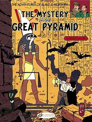 Blake & Mortimer, Vol. 2: The Mystery of the Great Pyramid Part 1: The Papyrus of Manethon