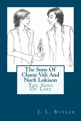 The Sons of Chaos: Vali and Narfi Lokison (the Sons of Loki)