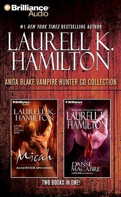 Anita Blake Vampire Hunter CD Collection by Laurell K. Hamilton