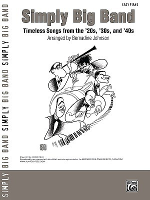 Simply Big Band by Bernadine Johnson