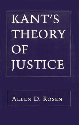 Kant's Theory of Justice