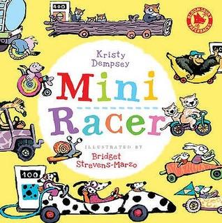 Mini Racer by Kristy Dempsey