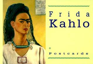 Frida Kahlo Postcard Book by NOT A BOOK