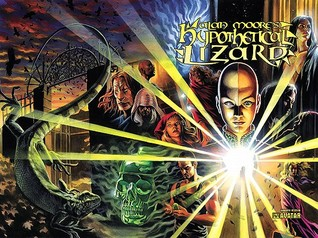 Alan Moore's Hypothetical Lizard Limited Edition