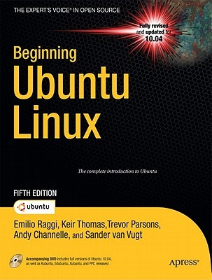 Beginning Ubuntu Linux (Book/DVD Package)