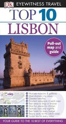 Top 10 Lisbon [With Pull-Out Map & Guide] by Tomas Tranaeus