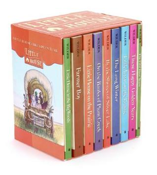 The Complete Little House Nine-Book Set by Laura Ingalls Wilder