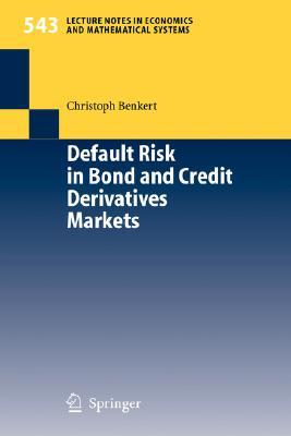 Default Risk in Bond and Credit Derivatives Markets