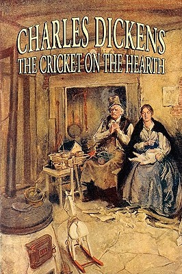 Image result for cricket on the hearth book cover