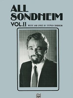 All Sondheim, Vol 2: Piano/Vocal