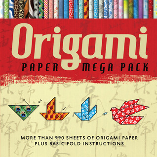 Origami Paper Mega Pack: More than 990 Sheets of Origami Paper Plus Basic Fold Instructions