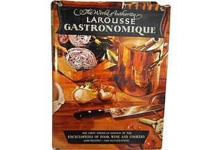 Ebook New Larousse Gastronomique by Prosper Montagné read!