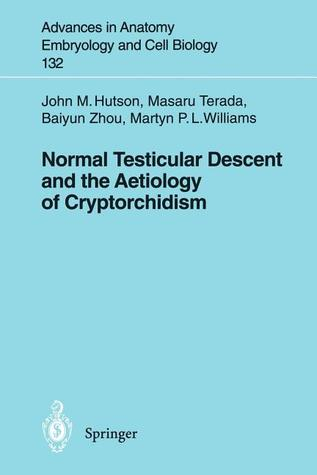 Read online Normal Testicular Descent and the Aetiology of Cryptorchidism books