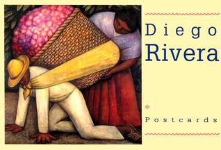 Diego Rivera Postcard Book