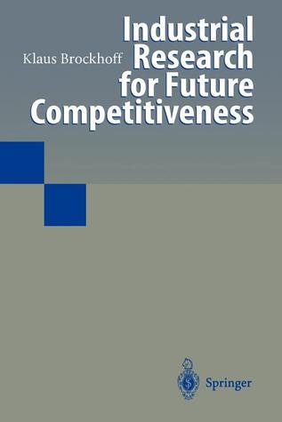 Industrial Research for Future Competitiveness