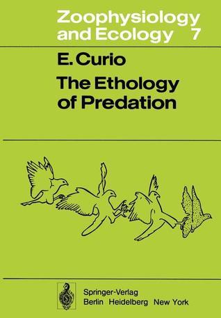The Ethology of Predation