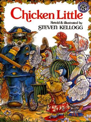 Chicken little par Steven Kellogg